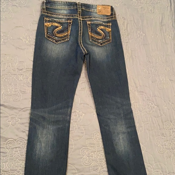 Silver Jeans Denim - Silver Jeans Boot Cut